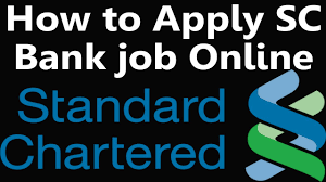 how to apply standard chartered bank job application online youtube