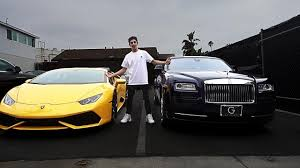 rolls royce sport car choosing my new car lamborghini or rolls royce youtube