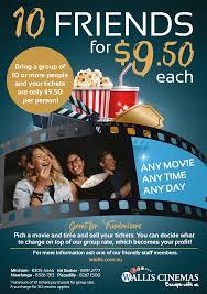 fundraising wallis cinemas