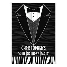 men birthday dinner party invitations u0026 announcements zazzle