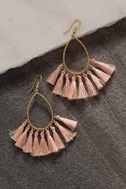 pretty earrings pretty palette tassel earrings shop priceless