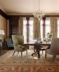 dining room window treatments ideas small curtain drapes panels