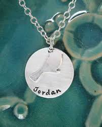 Personalized Sterling Silver Necklace 87 Best Custom Sterling Silver Necklaces Images On Pinterest