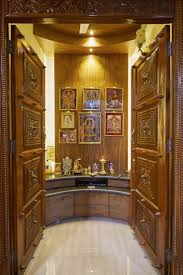 Puja Room Designs 17 Best Pooja Room Images On Pinterest Puja Room Prayer Room