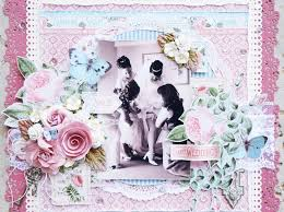 how to create a 12x12 wedding scrapbook page snapguide