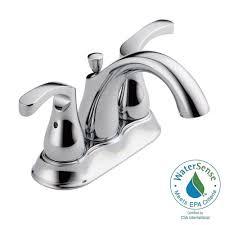delta victorian bathroom faucet delta victorian 4 in centerset 2 handle bathroom faucet with