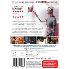 ex machina dvd big w