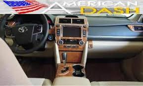 2015 Camry Interior Toyota Camry Le Se Hybrid Xle Xse Interior Wood Dash Trim Kit Set