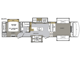 cardinal rv floor plans new forest river rv cardinal 3825fl fifth wheel for sale review