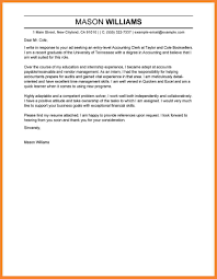 Cost Accountant Cover Letter Accountant Cover Letters Choice Image Cover Letter Ideas