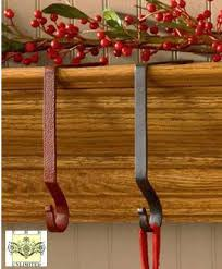 our most popular hanger for the rustic mantle look