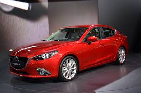 2014 mazda 3 sedan live photo gallery 2013 frankfurt auto show