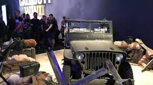 call of duty jeep photo collection gamescom call of duty