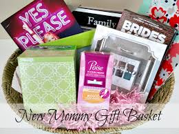 non food gift baskets non traditional new gift basket