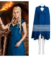 Daenerys Targaryen Costume Game Of Thrones Costumes For Sale Timecosplay