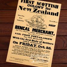 online get cheap nz home aliexpress com alibaba group first scottish colony for new zealand nz news old vintage retro decorative frame poster diy wall home posters home decor gift