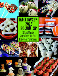 10 last minute gluten free nut free halloween party treats g