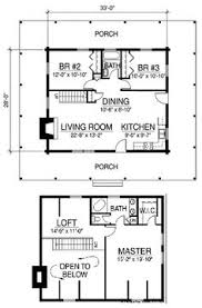 One Room Cottage Floor Plans I Like The Open Floor Plan Of This One Tiny House Two Bedroom