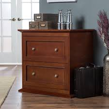 office cool z line 2 drawer lateral file durable wood in espresso
