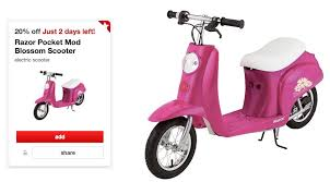 target black friday scooter save money with target deals u0026 target coupons u2013 hip2save page 513