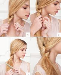 Beautiful 2 Medium Length Hairstyles by 15daystoddg 5 Minute Hairstyles For Any Hair Type Day 14 How