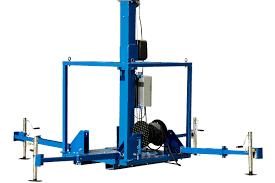 600 watt high intensity led light plant manual crank winch