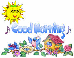 good morning clipart 111382