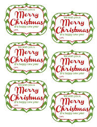 merry gift tags lizardmedia co