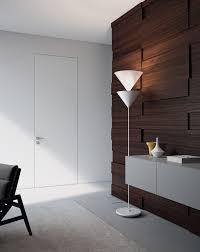 Flush Interior Door by Interior Door Swing Wooden Flush Segno Movi