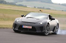 lexus sport car lfa 2012 lexus lfa specs and photos strongauto