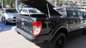 Ford Ranger Truck Cover - ford ranger electric hard cover youtube
