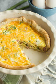 easy puff pastry ham and cheese quiche recipe