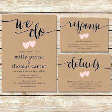 diy wedding invitation kits diy wedding invitation kits like this item diy wedding invitation