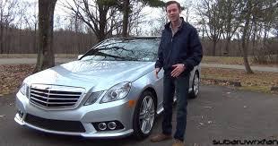 car mercedes 2010 review 2010 mercedes benz e350 4matic youtube
