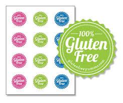 free gluten free labels u2013 gluten free yumms