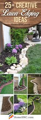 Garden Lawn Edging Ideas 25 Best Lawn Edging Ideas And Designs For 2018