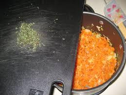 soup u0027s on carrot thyme soup popsugar food