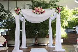 chuppah rental ceremony arrangements cf0658 portland oregon wedding chuppah rental
