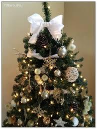 christmas tree bows time christmas tree decorations