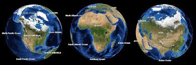 africa map real size africa