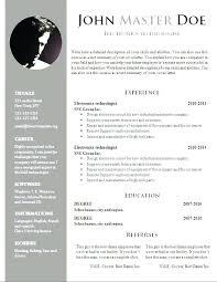 resume templates to free resume templates to collaborativenation