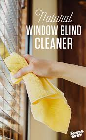 Cleaning Windows With Vinegar 100 How To Clean Window Blinds How To Clean Bamboo Blinds