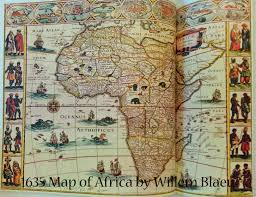 The Map Of Africa The Art Of The Map Book Addicts