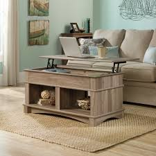 harbor view lift top coffee table 420329 sauder