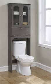 Bathroom Storage Above Toilet by Best 25 Over The Toilet Cabinet Ideas On Pinterest Bathroom
