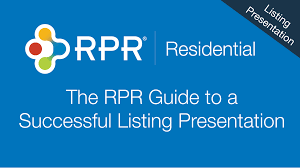 Your All Encompassing Guide To The Rpr Guide To A Successful Listing Presentation Realtors