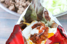 Coolest Doritos Bag Child U0027s Doritos Taco Salad Recipe Bag Happymoneysaver
