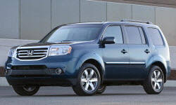 2012 honda pilot gas mileage 2012 honda pilot mpg fuel economy data at truedelta