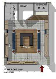 entry 8 by ahmdhammad for to make a store layout by autocad
