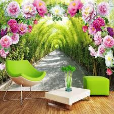 custom 3d mural wallpaper livingroom bedroom sofa background